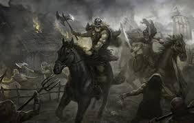 carga vikingos